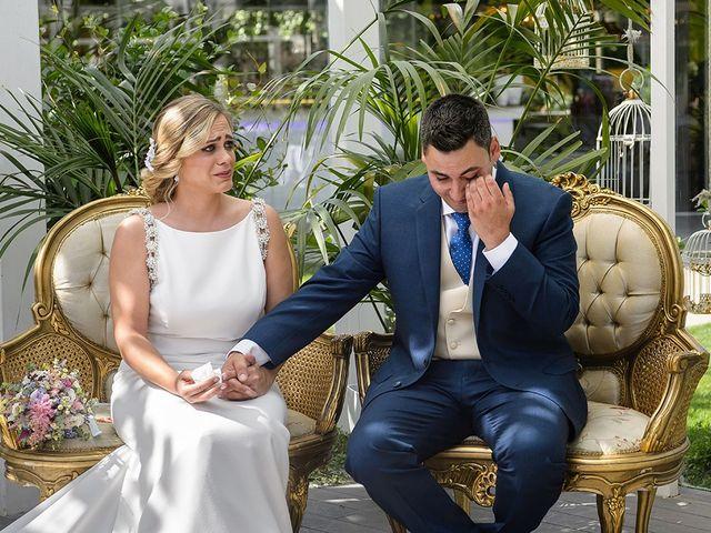 La boda de Daniel y Sara en Castejon, Navarra 53