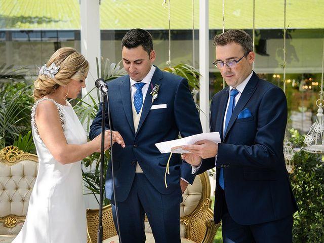 La boda de Daniel y Sara en Castejon, Navarra 55
