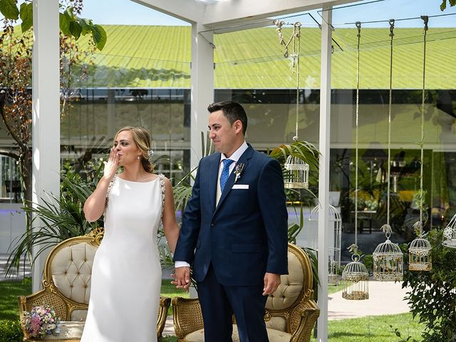 La boda de Daniel y Sara en Castejon, Navarra 57