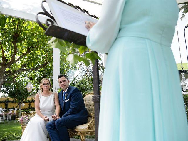 La boda de Daniel y Sara en Castejon, Navarra 62