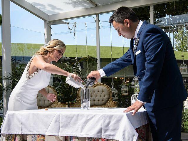 La boda de Daniel y Sara en Castejon, Navarra 63