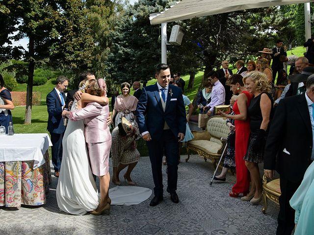 La boda de Daniel y Sara en Castejon, Navarra 66