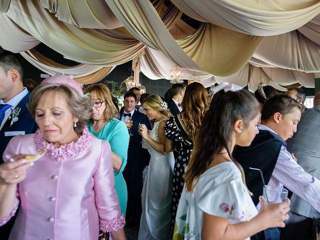 La boda de Daniel y Sara en Castejon, Navarra 71