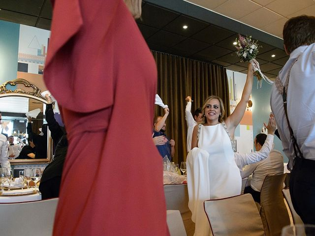 La boda de Daniel y Sara en Castejon, Navarra 75