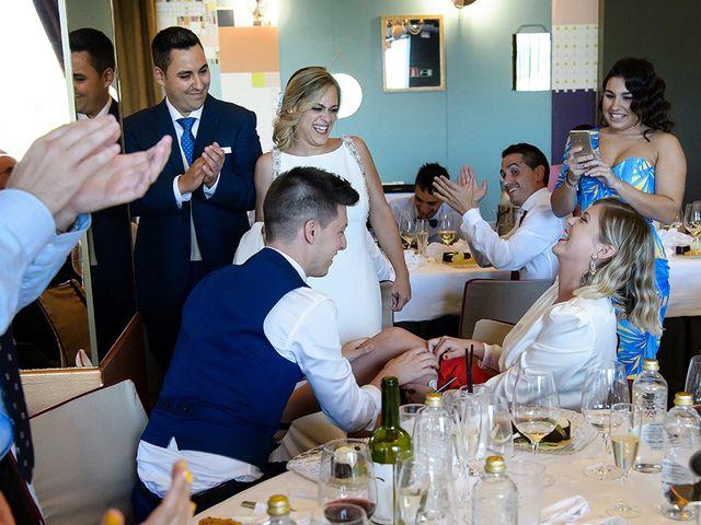 La boda de Daniel y Sara en Castejon, Navarra 90