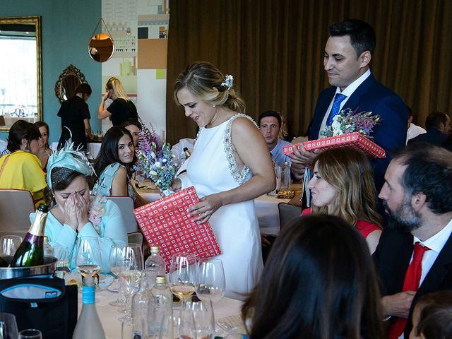 La boda de Daniel y Sara en Castejon, Navarra 93