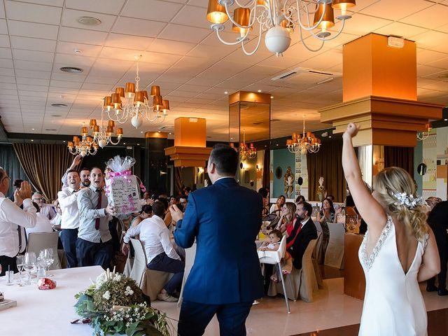 La boda de Daniel y Sara en Castejon, Navarra 101