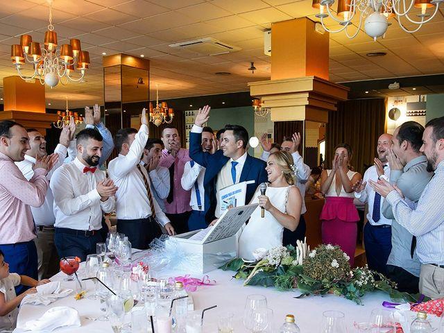 La boda de Daniel y Sara en Castejon, Navarra 105
