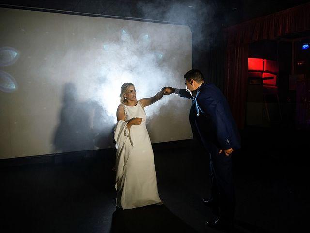La boda de Daniel y Sara en Castejon, Navarra 112