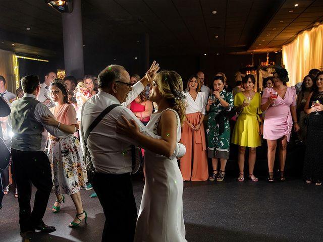 La boda de Daniel y Sara en Castejon, Navarra 119