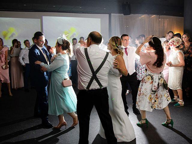 La boda de Daniel y Sara en Castejon, Navarra 120