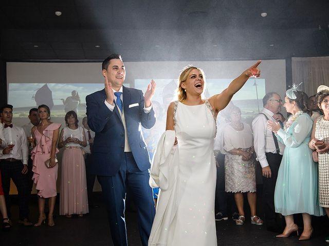 La boda de Daniel y Sara en Castejon, Navarra 121