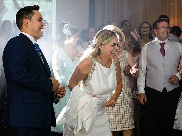 La boda de Daniel y Sara en Castejon, Navarra 122