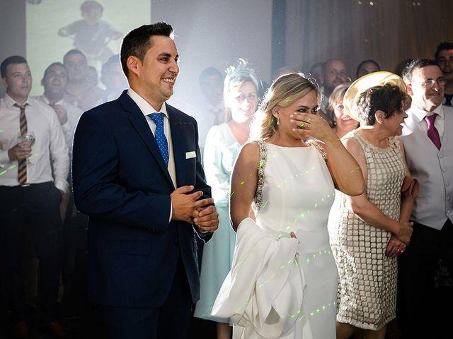 La boda de Daniel y Sara en Castejon, Navarra 123