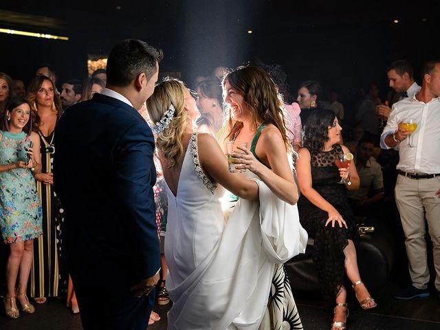 La boda de Daniel y Sara en Castejon, Navarra 125