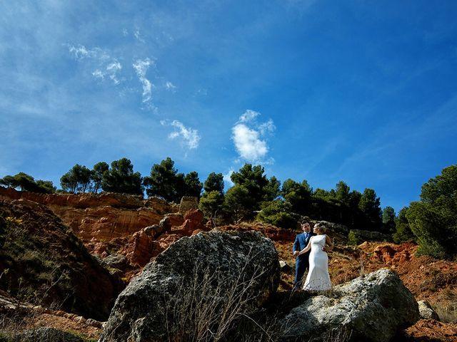 La boda de Daniel y Sara en Castejon, Navarra 135