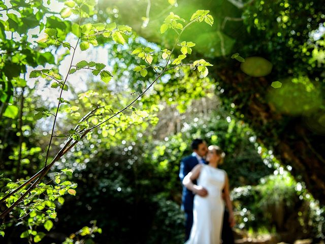 La boda de Daniel y Sara en Castejon, Navarra 137