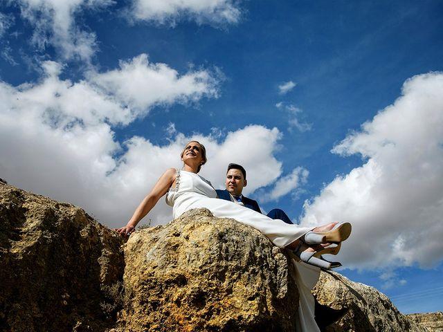 La boda de Daniel y Sara en Castejon, Navarra 140
