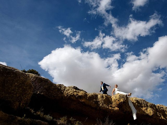 La boda de Daniel y Sara en Castejon, Navarra 141