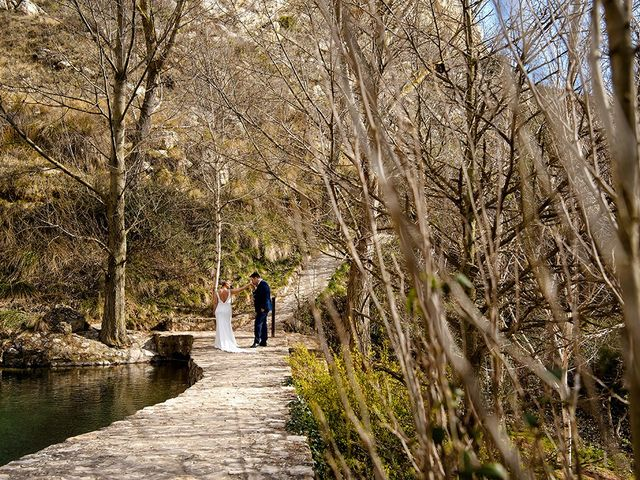 La boda de Daniel y Sara en Castejon, Navarra 147