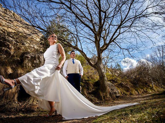 La boda de Daniel y Sara en Castejon, Navarra 150
