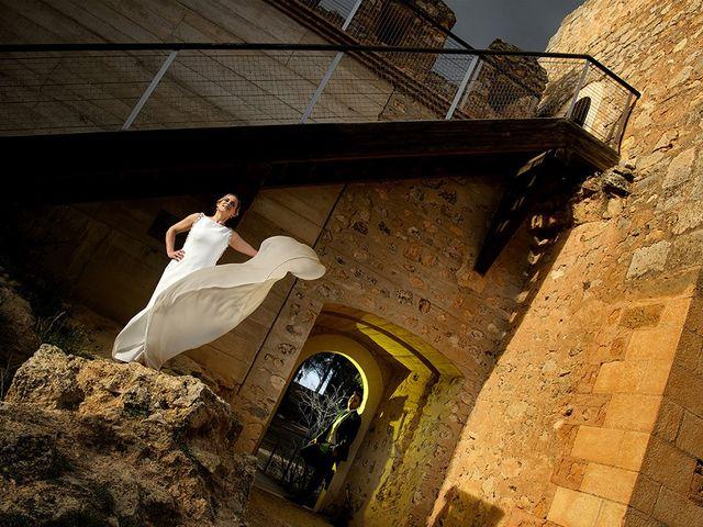 La boda de Daniel y Sara en Castejon, Navarra 159