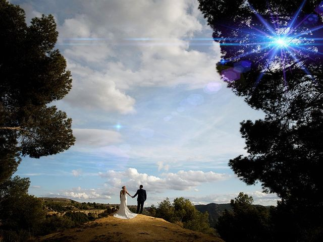 La boda de Daniel y Sara en Castejon, Navarra 161