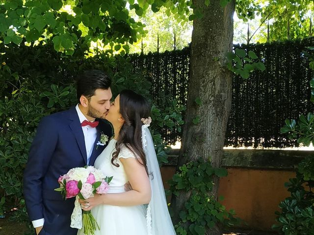 La boda de Madi y Remus