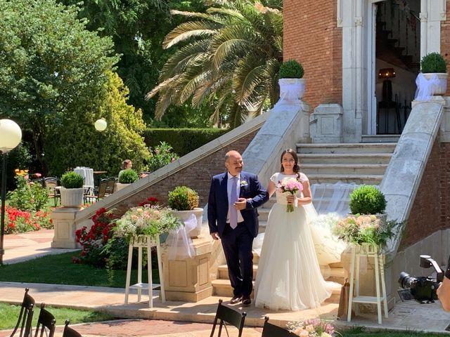 La boda de Remus y Madi en Aranjuez, Madrid 2