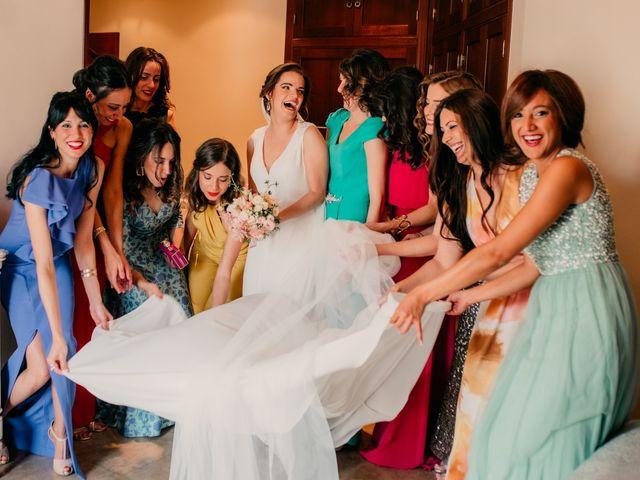 La boda de Miguel y María en Villarrubia De Los Ojos, Ciudad Real 49