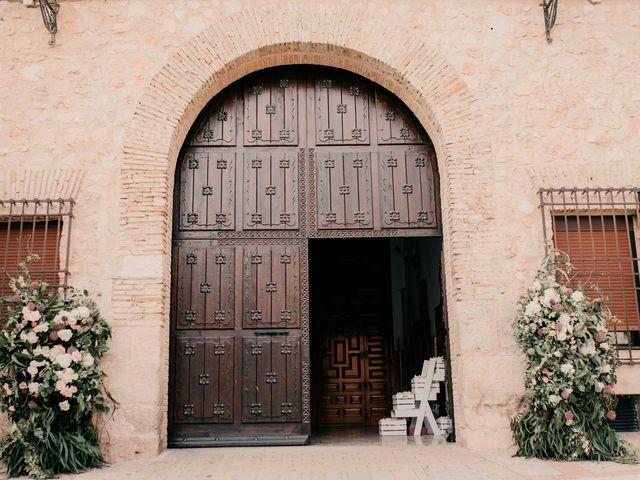 La boda de Miguel y María en Villarrubia De Los Ojos, Ciudad Real 53