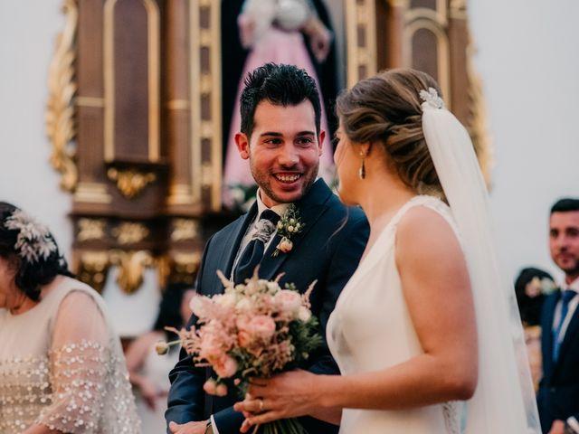 La boda de Miguel y María en Villarrubia De Los Ojos, Ciudad Real 61