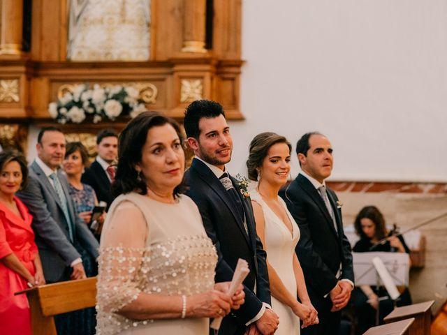 La boda de Miguel y María en Villarrubia De Los Ojos, Ciudad Real 69
