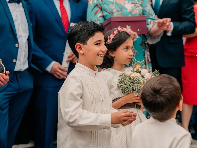 La boda de Miguel y María en Villarrubia De Los Ojos, Ciudad Real 72