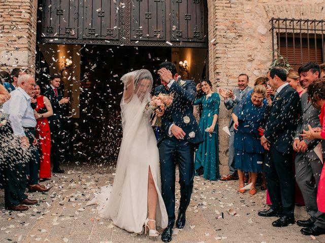 La boda de Miguel y María en Villarrubia De Los Ojos, Ciudad Real 73