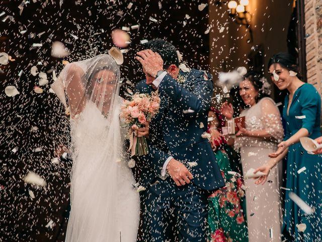 La boda de Miguel y María en Villarrubia De Los Ojos, Ciudad Real 74