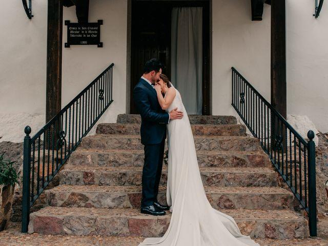 La boda de Miguel y María en Villarrubia De Los Ojos, Ciudad Real 77