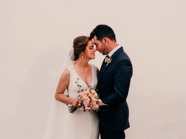 La boda de Miguel y María en Villarrubia De Los Ojos, Ciudad Real 78