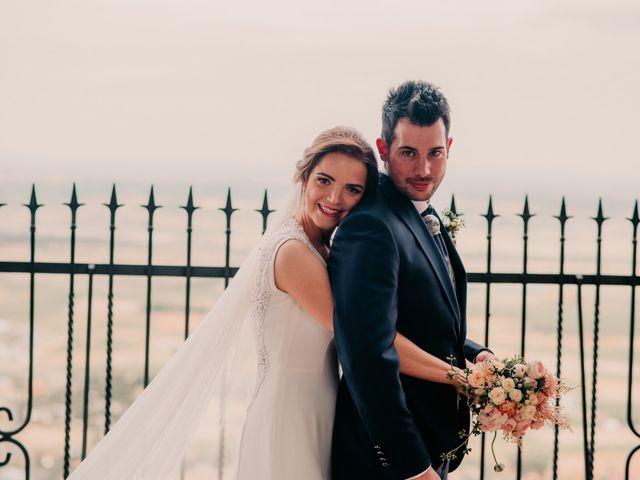 La boda de Miguel y María en Villarrubia De Los Ojos, Ciudad Real 80
