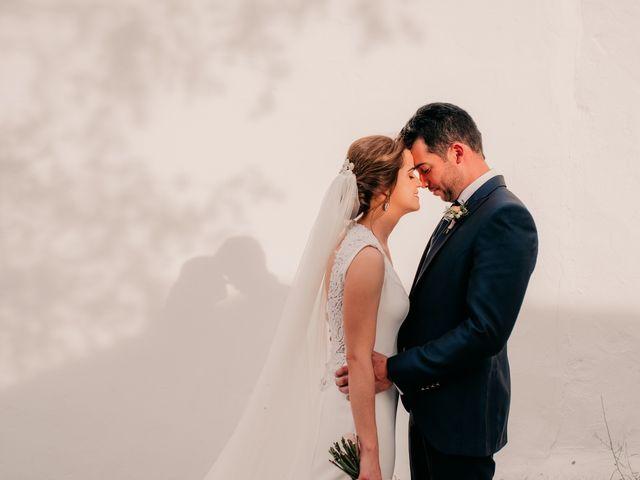 La boda de Miguel y María en Villarrubia De Los Ojos, Ciudad Real 1