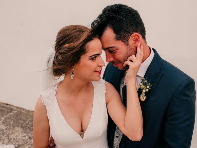 La boda de Miguel y María en Villarrubia De Los Ojos, Ciudad Real 85