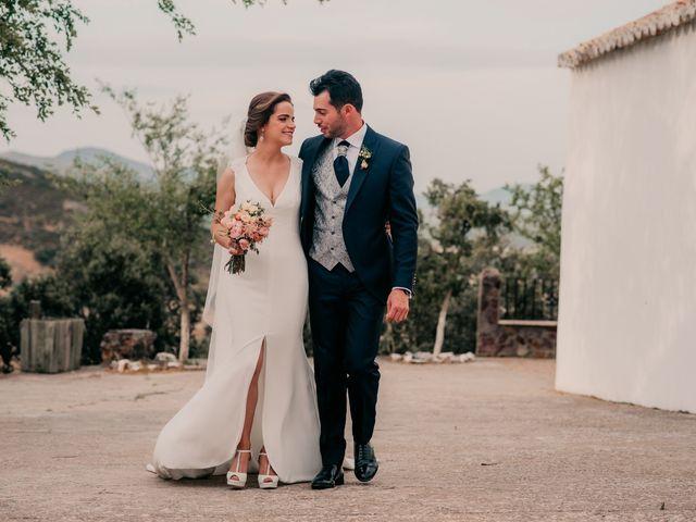 La boda de Miguel y María en Villarrubia De Los Ojos, Ciudad Real 86