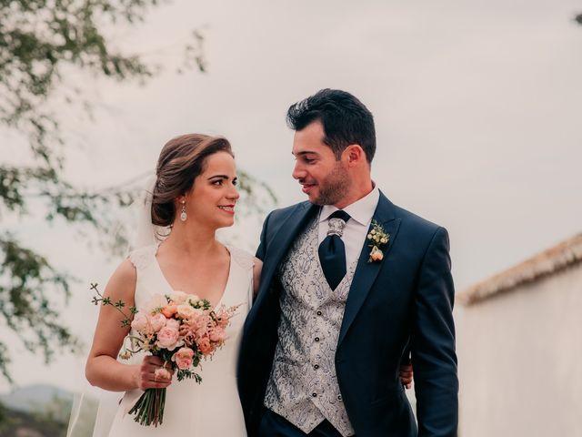 La boda de Miguel y María en Villarrubia De Los Ojos, Ciudad Real 87