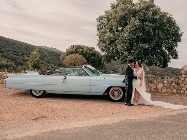 La boda de Miguel y María en Villarrubia De Los Ojos, Ciudad Real 89