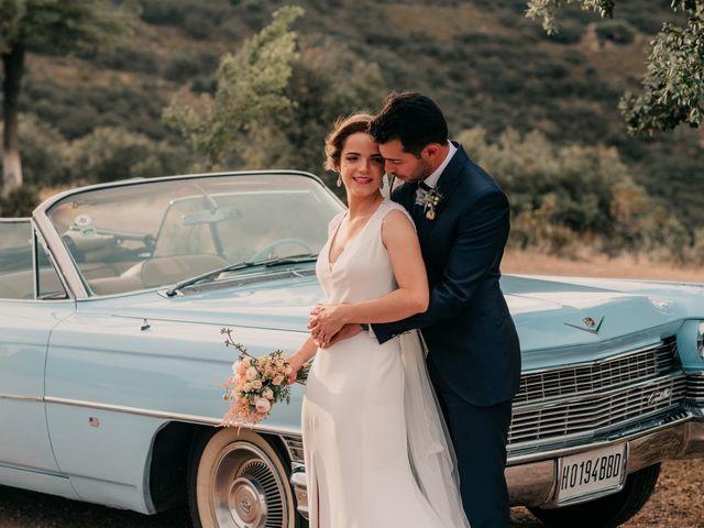 La boda de Miguel y María en Villarrubia De Los Ojos, Ciudad Real 90