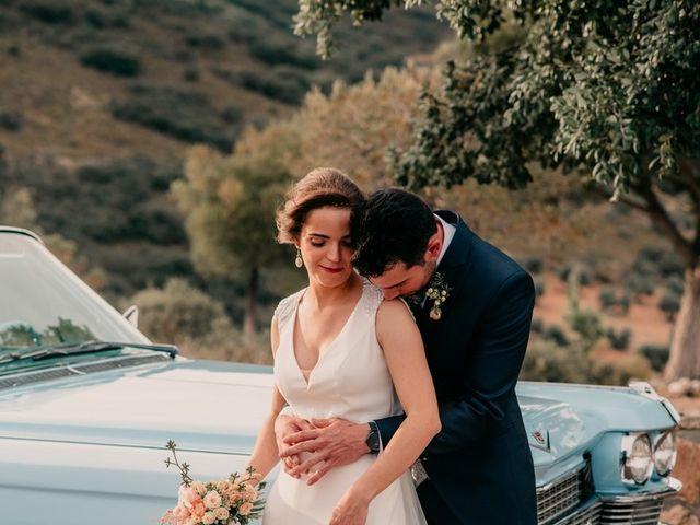 La boda de Miguel y María en Villarrubia De Los Ojos, Ciudad Real 91