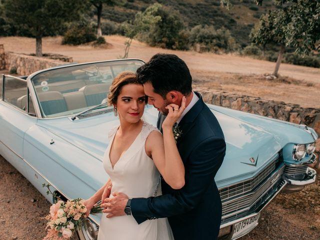 La boda de Miguel y María en Villarrubia De Los Ojos, Ciudad Real 2