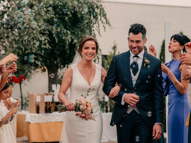 La boda de Miguel y María en Villarrubia De Los Ojos, Ciudad Real 100