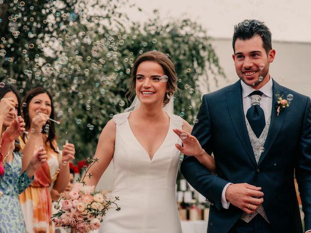 La boda de Miguel y María en Villarrubia De Los Ojos, Ciudad Real 101