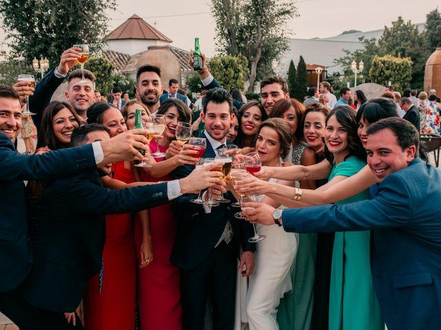 La boda de Miguel y María en Villarrubia De Los Ojos, Ciudad Real 106